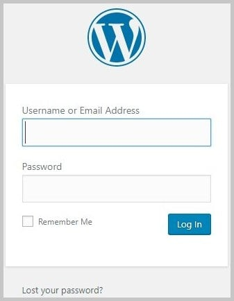 make wordpress website easily