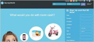 surveys for money online