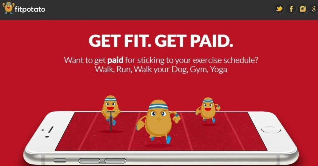 earn money from walking